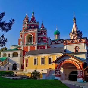Новый раздел сайта: путешествия по России (New website section: travel across Russia)
