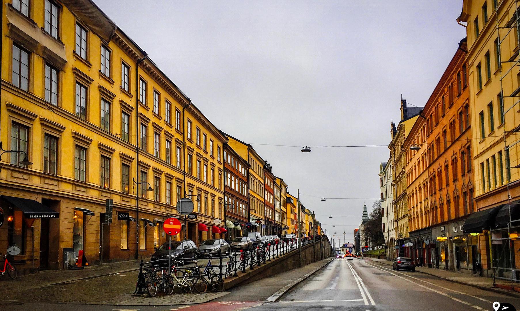 Старый город Стокгольма
