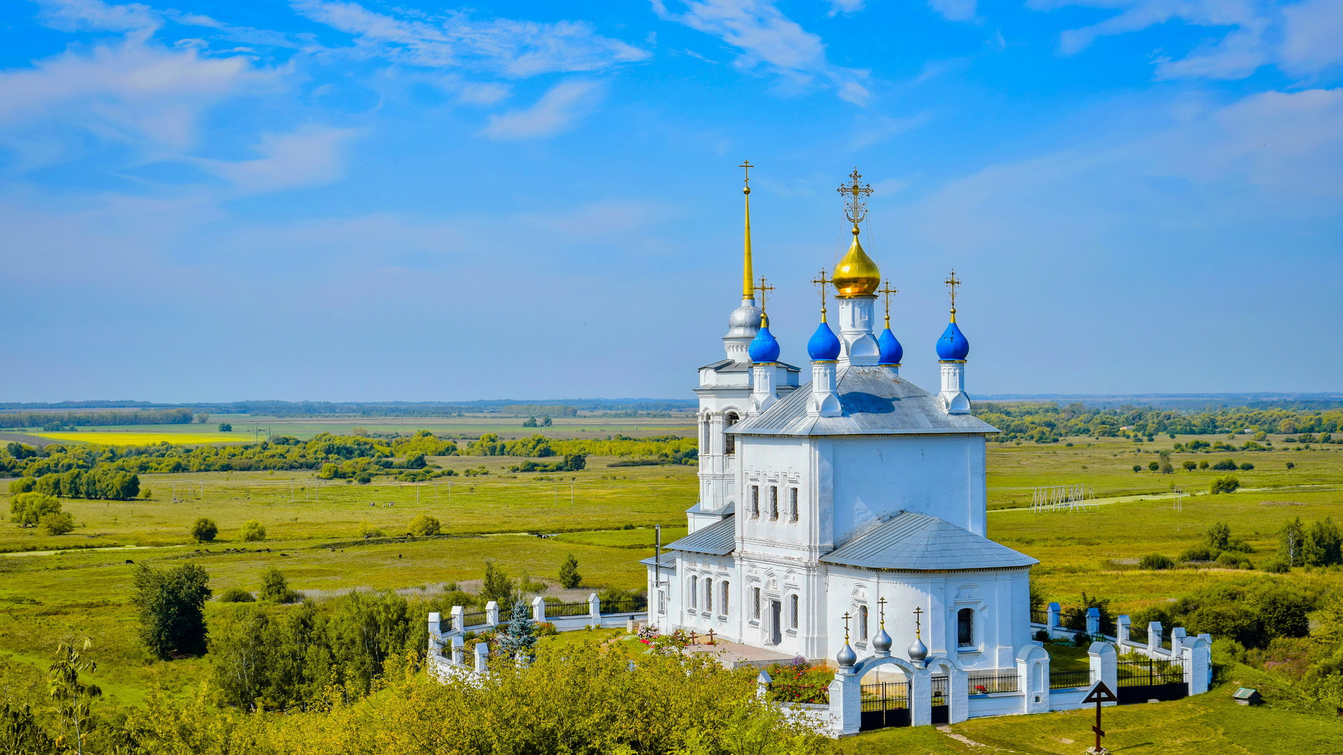 Успенская церковь, Епифань