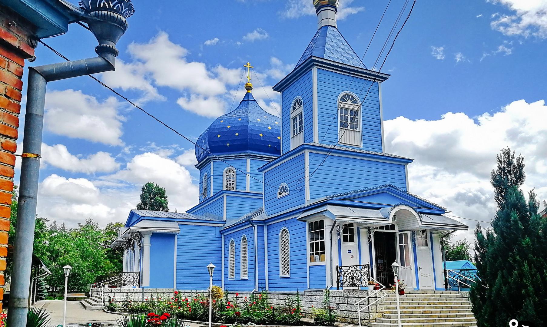 Покровская церковь, Черкесск