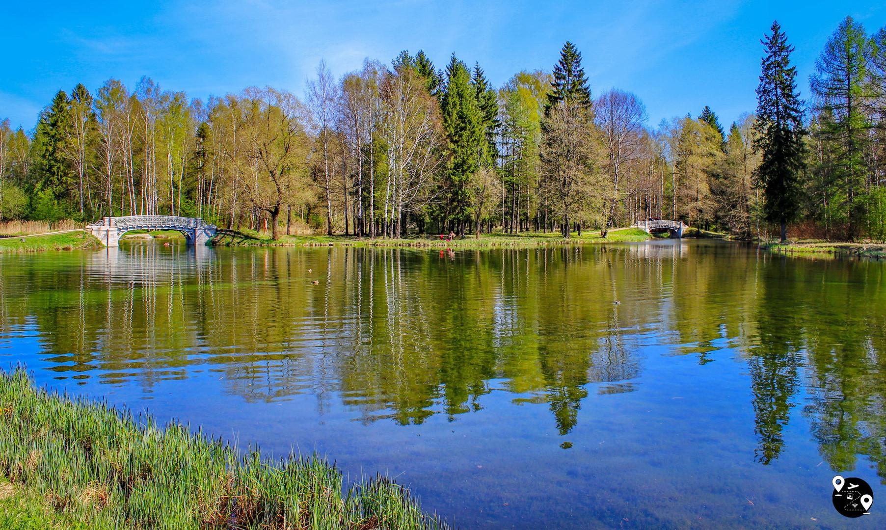 Пейзажи Ленинградской области