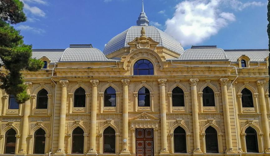 Концертный зал Гянджи