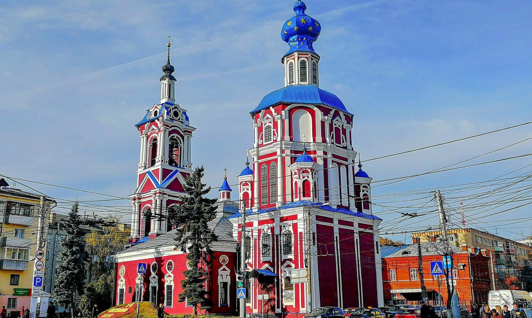 Церковь Иоанна Предтечи, Калуга