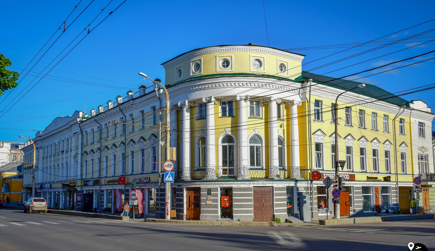 Советская улица, Кострома