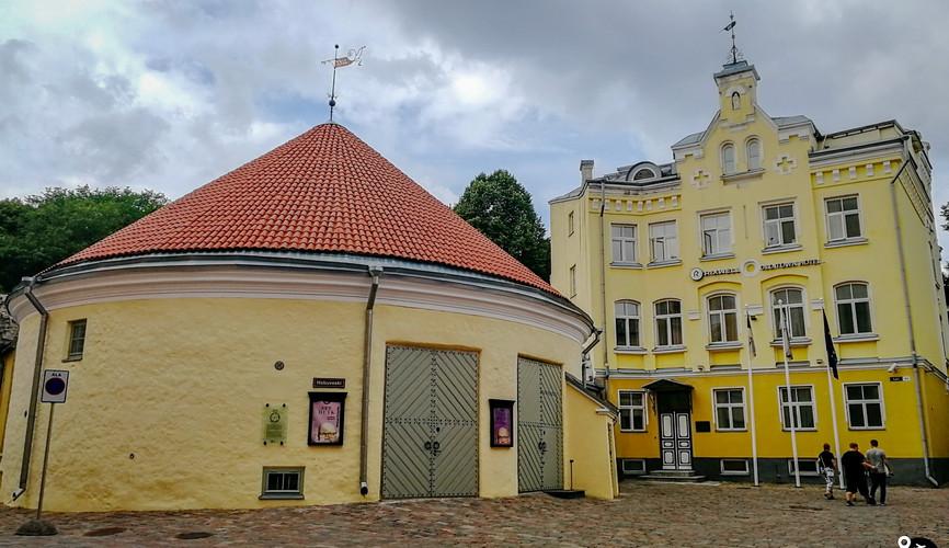 Старый город, Таллин