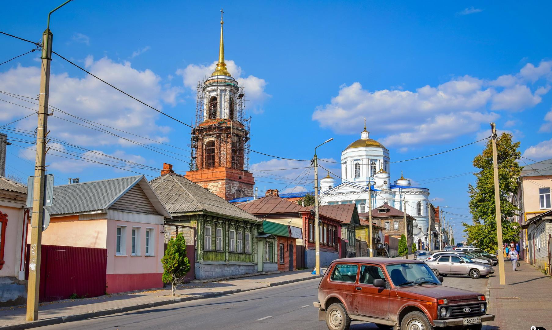 Старый город, Елец