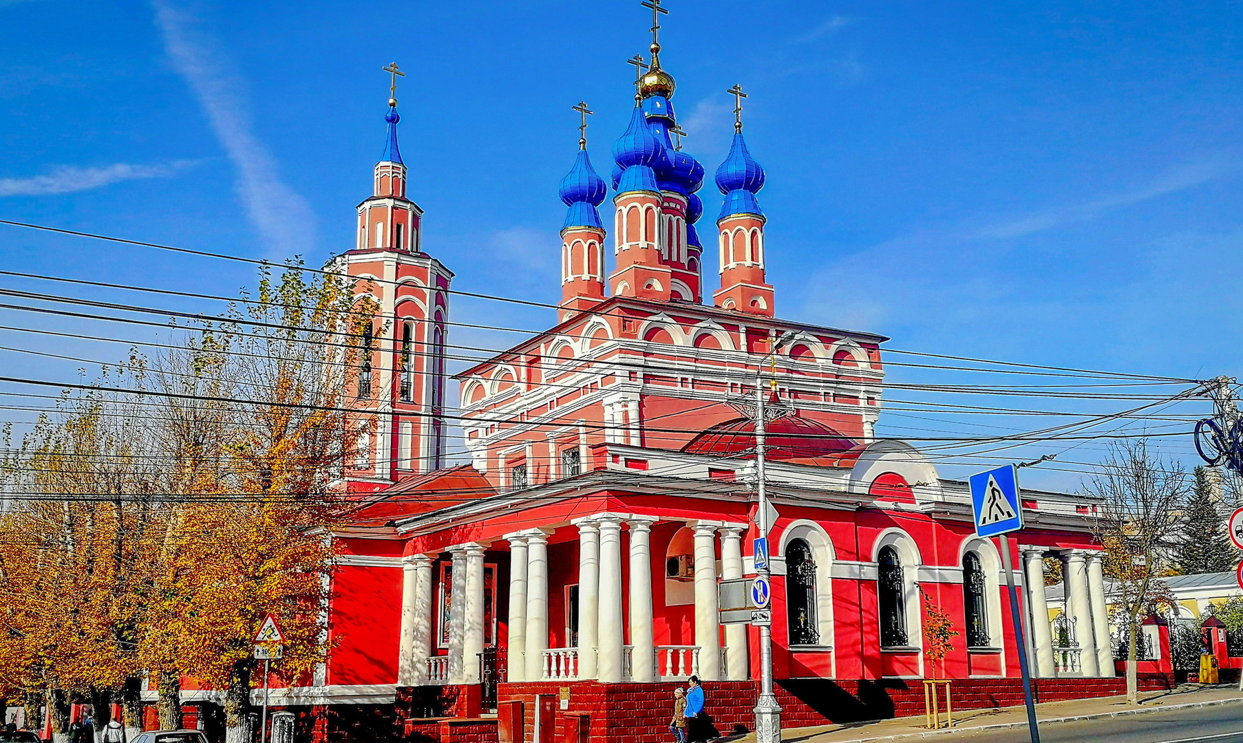 Храм Рождества Богородицы, Калуга