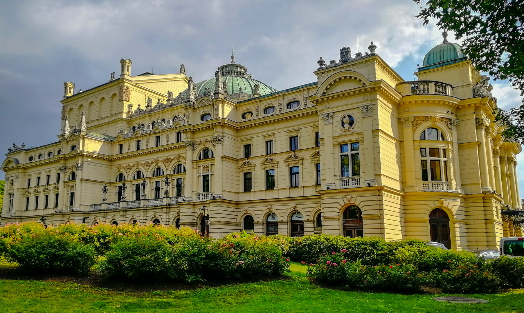 Театр имени Юлиуша Словацкого, Краков