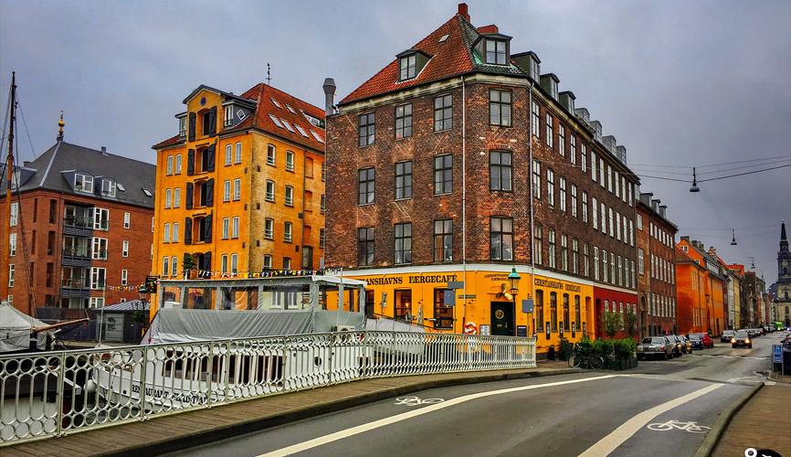 Район порта, Копенгаген