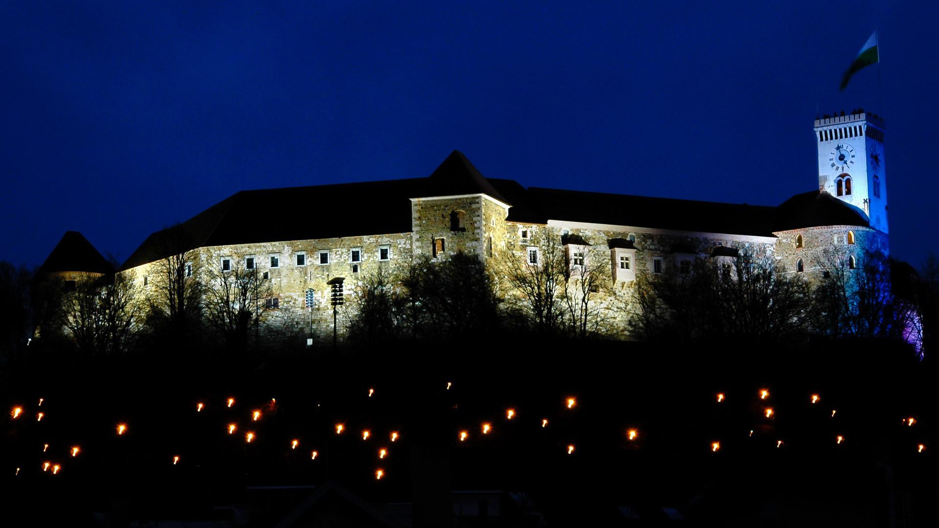 Люблянский замок, Любляна