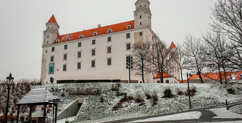 Братиславский град, Братислава