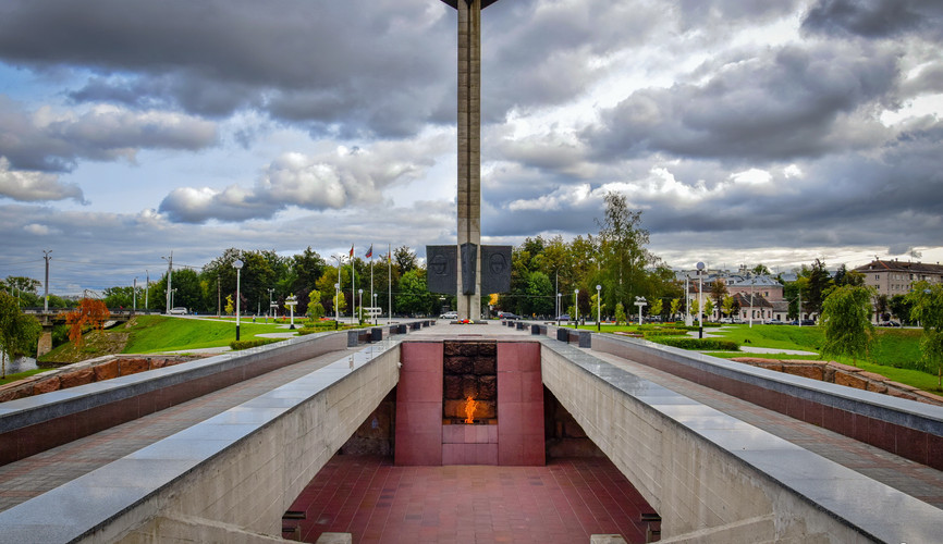 Мемориал ВОВ, Тверь