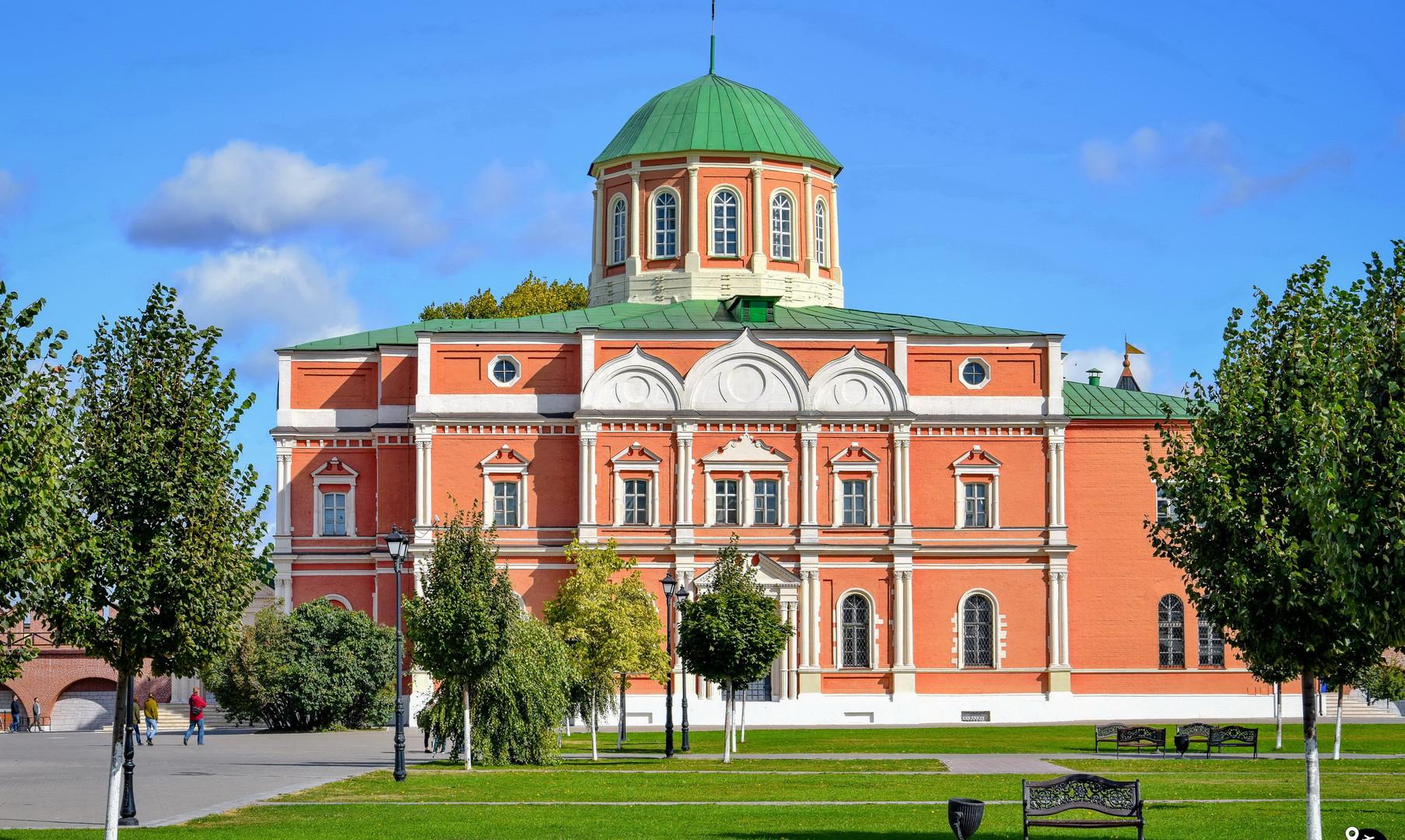 Музей оружия в кремле, Тула