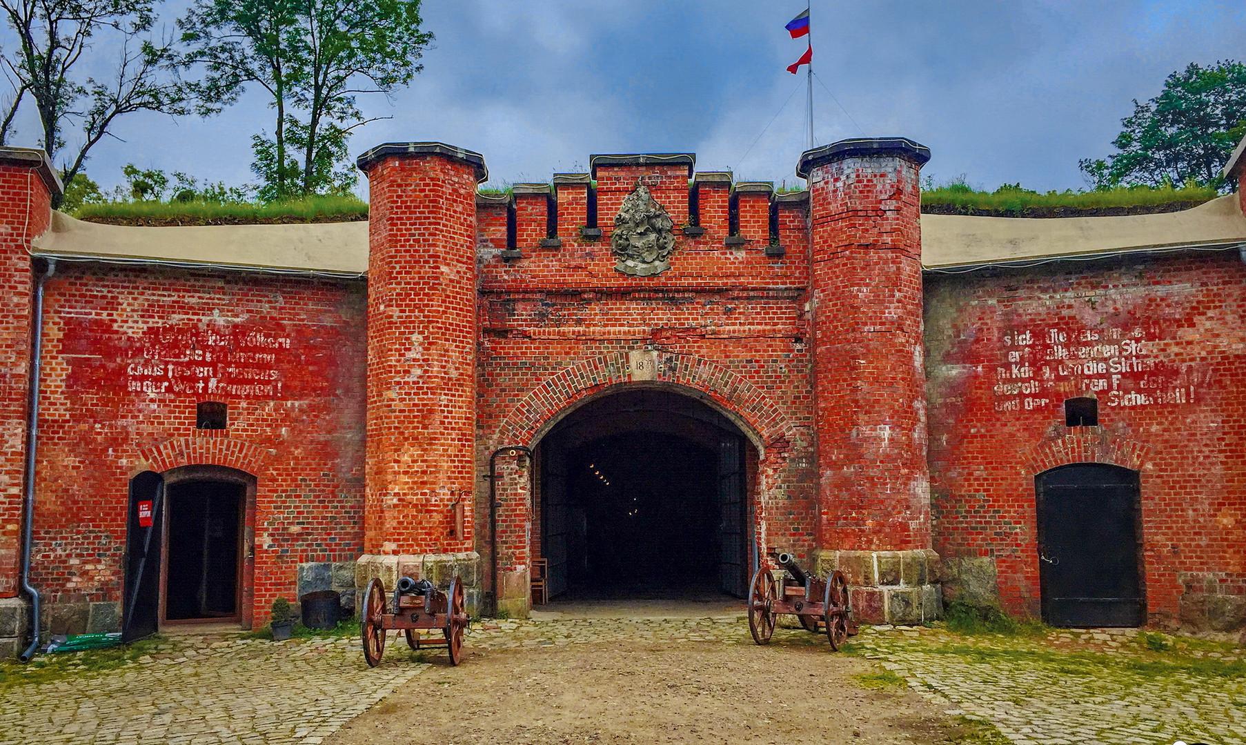 Форт №11 Дёнхофф, Калининград