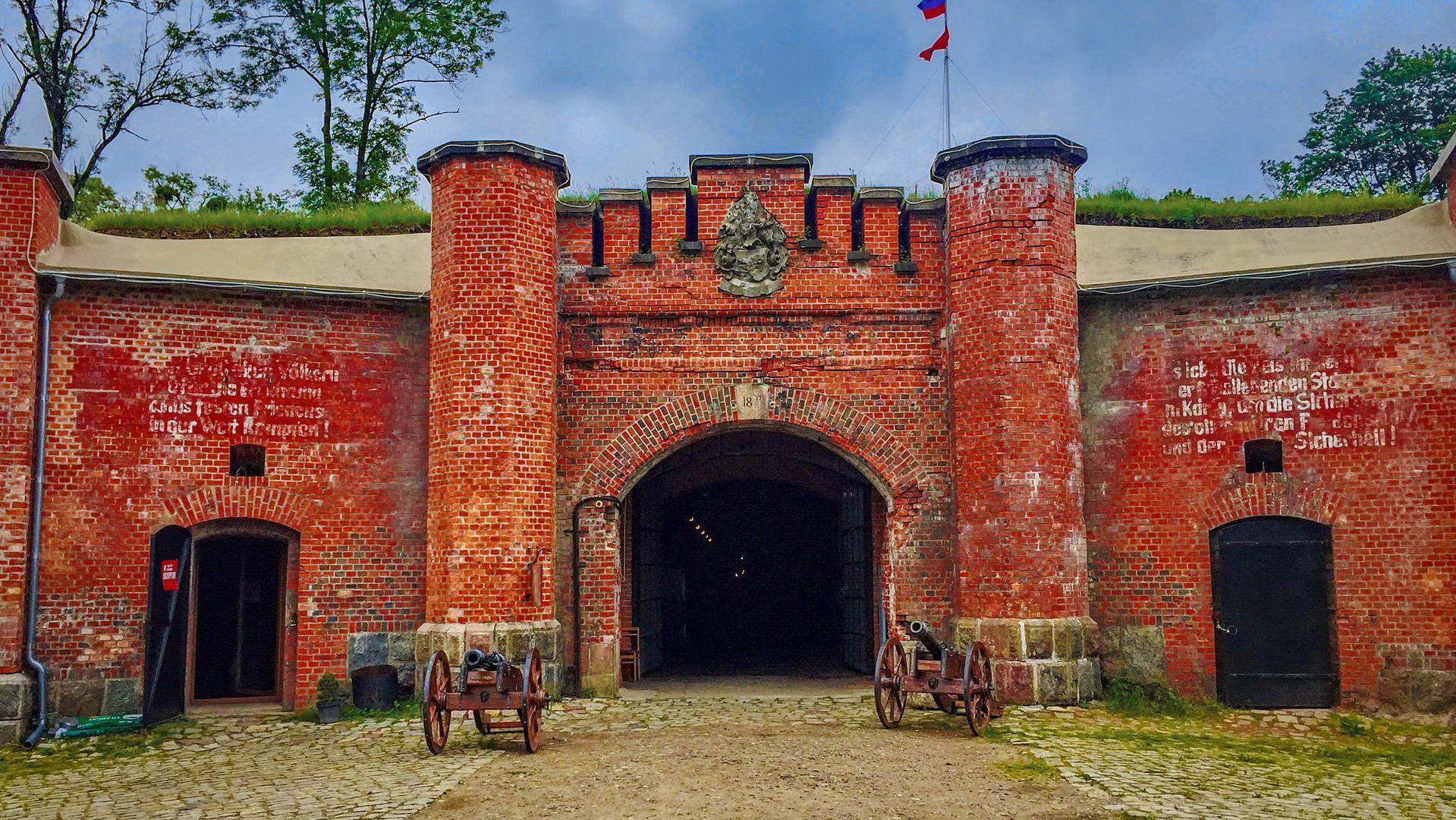 Форт № 11 Дёнхофф, Калининград