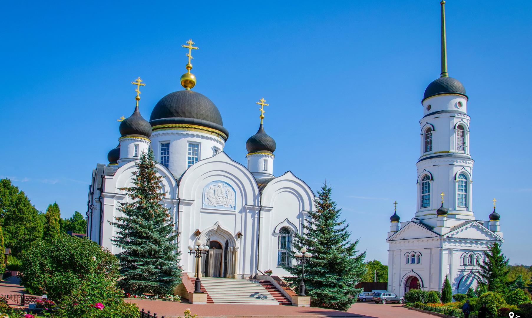 Преображенский Тихоновский монастырь, Задонск
