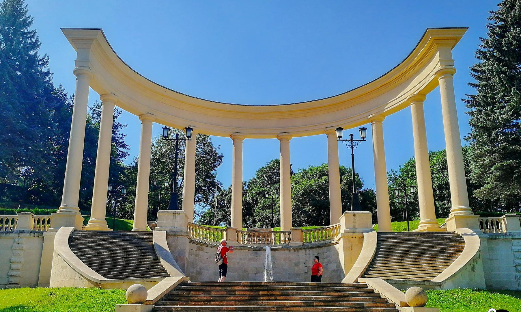 Курортный парк, Кисловодск