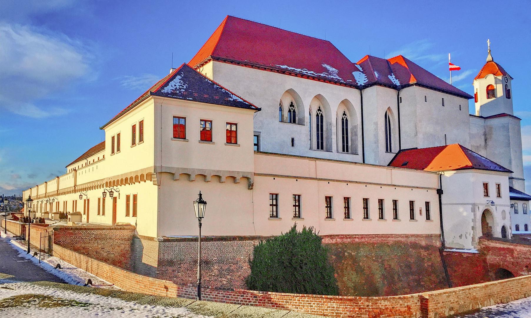 Замок Шпильберк, Брно