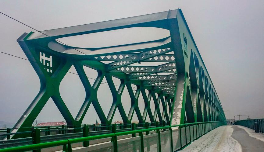 Старый мост в Братиславе