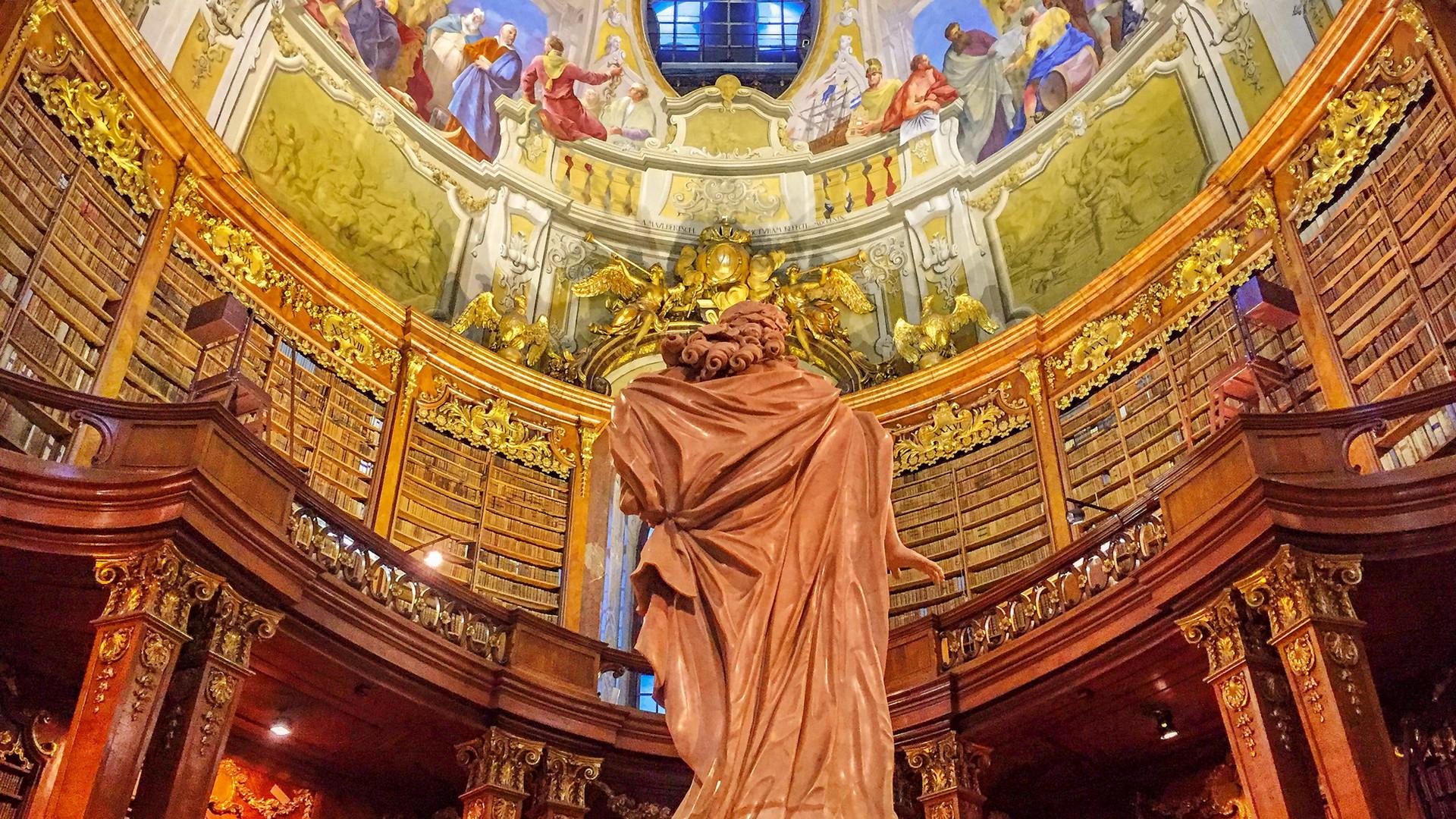 Национальная библиотека Австрии, Вена