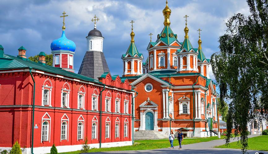 Брусенский монастырь в Коломне