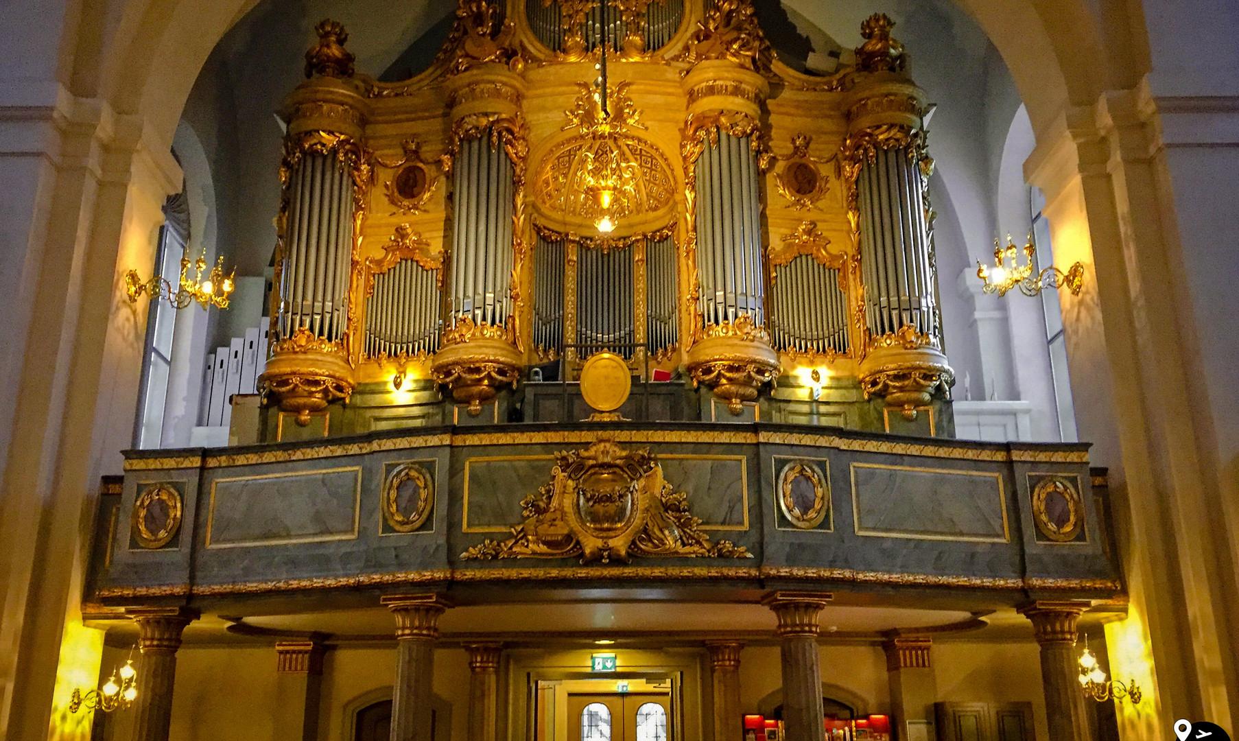 Церковь святой Марии Магдалены, Стокгольм