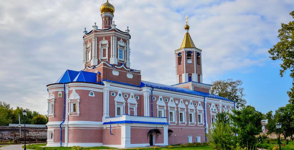 Солотчинский монастырь, Солотча