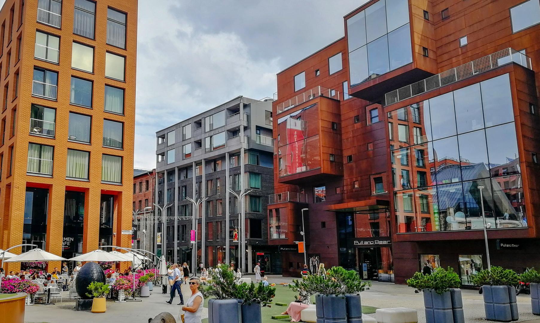 Современный квартал, Таллин