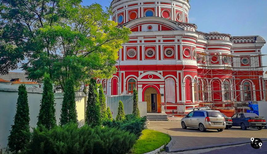 Воскресенская церковь, Курск