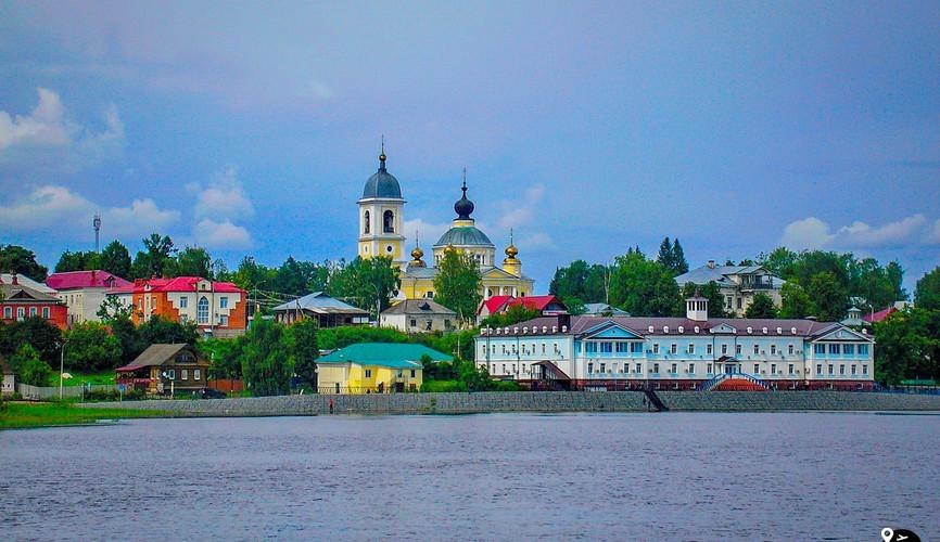 Панорама Мышкина