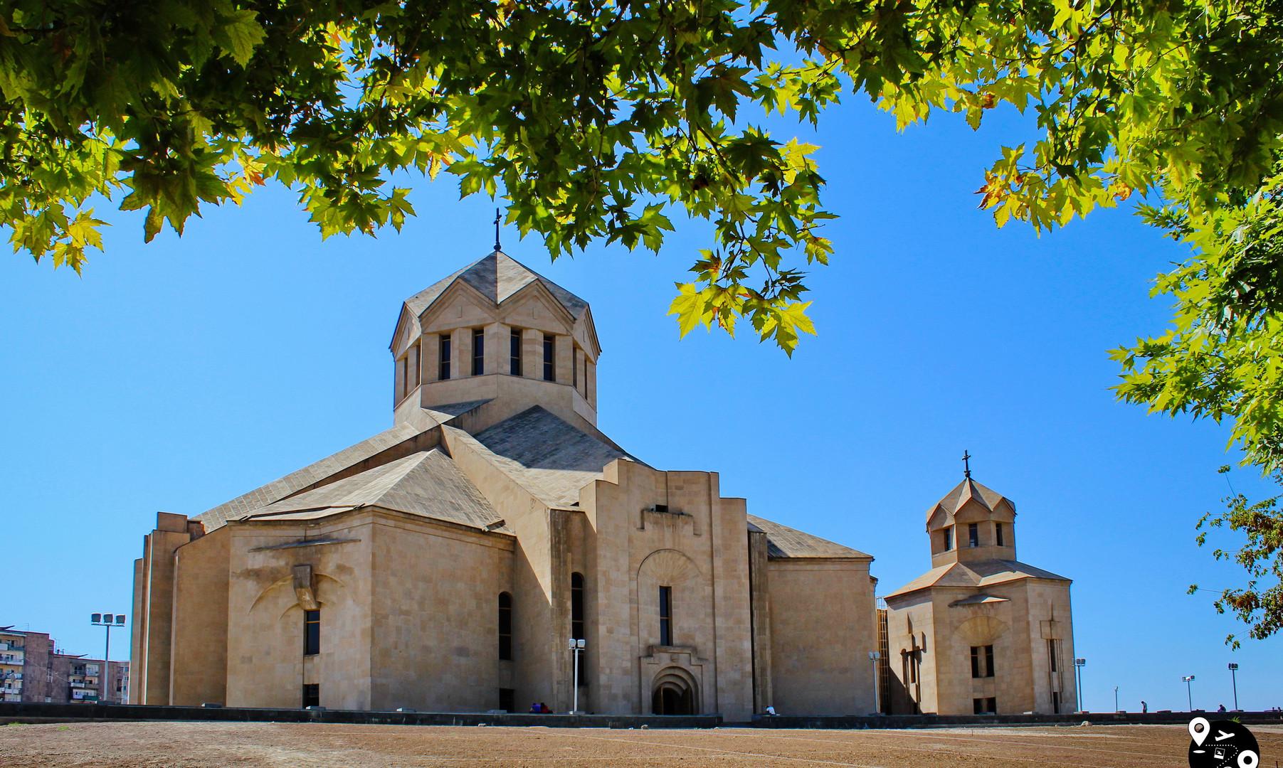 Собор Святого Григория Просветителя, Ереван