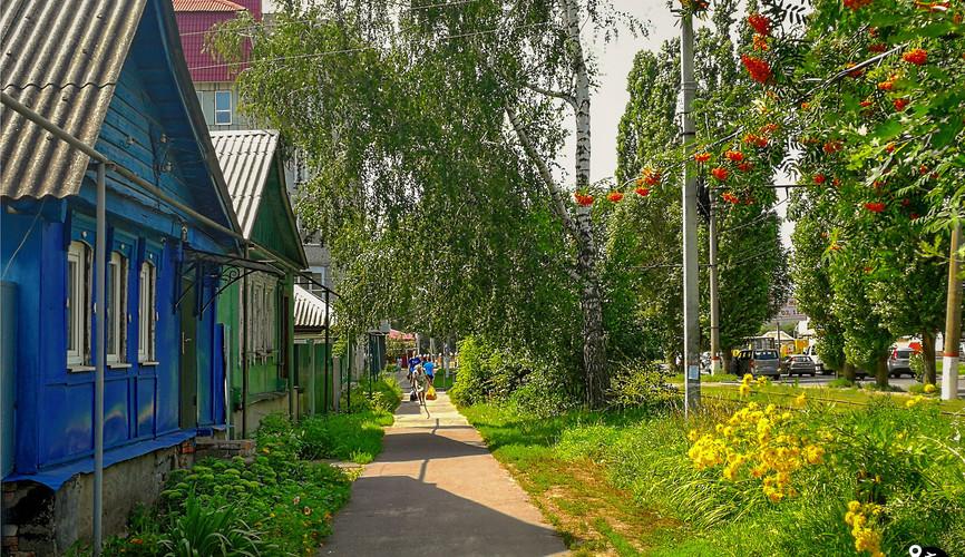 Железнодорожный район, Курск