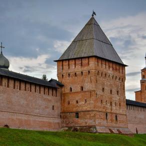 Кремль в Великом Новгороде | Kremlin in Veliky Novgorod