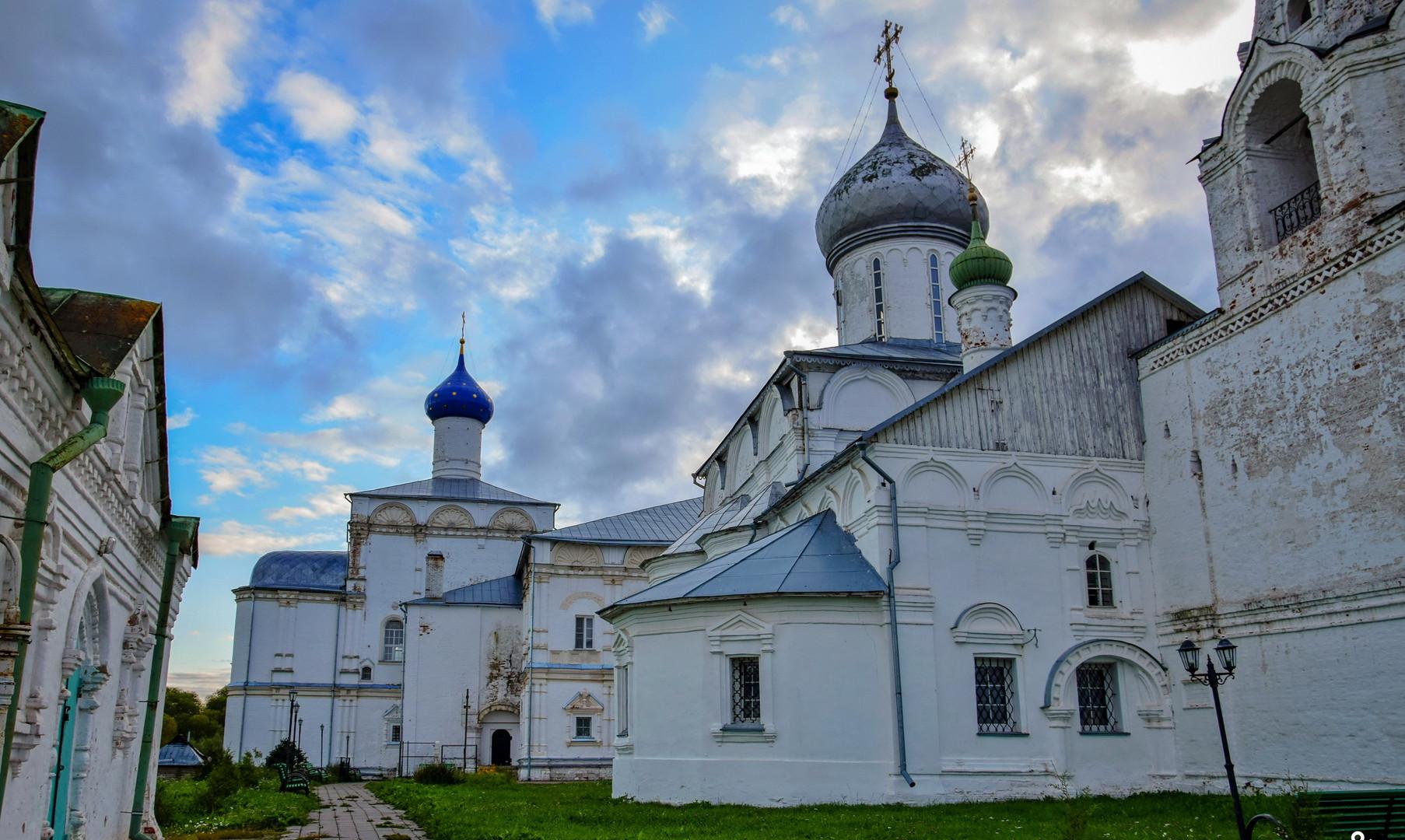 Троицкий Данилов монастырь, Переславль-Залесский