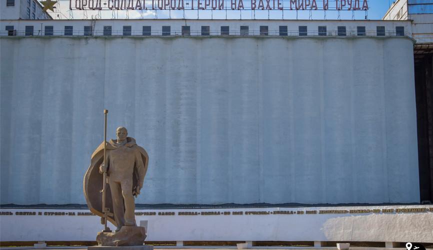 """Скульптура """"Североморцам"""", Волгоград"""