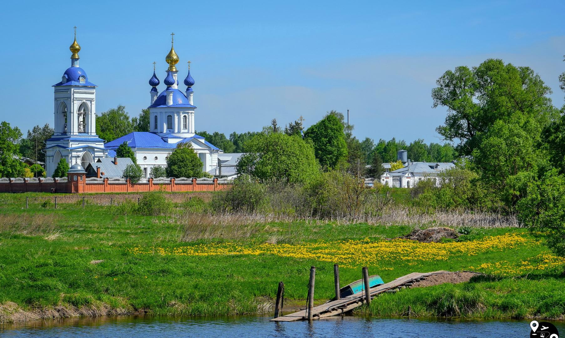 Успенский Дуниловский монастырь, Дунилово