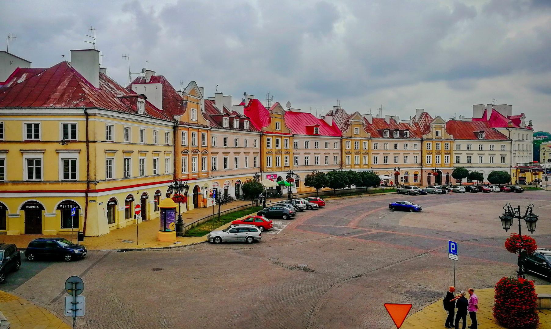 Замковая площадь, Люблин