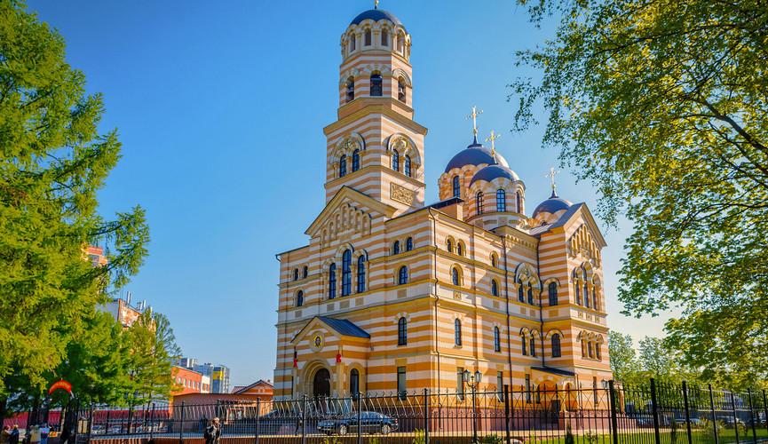 Храм Иоанна Кронштадтского, Рязань