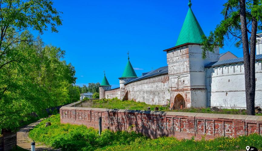Ipatiev Monastery, Kostroma
