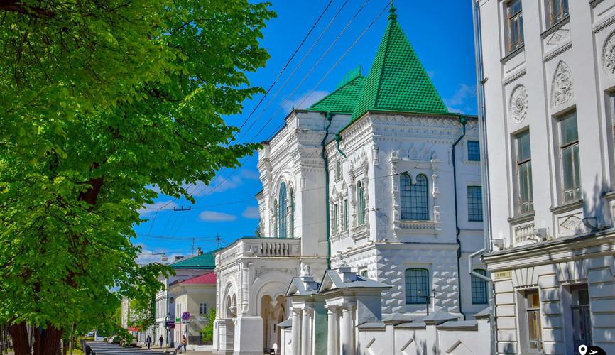 Романовский музей, Кострома