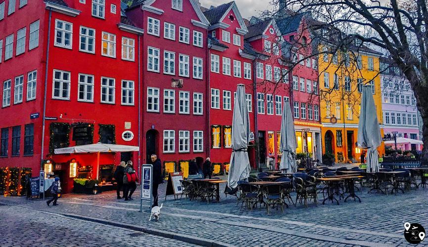 Центр города Копенгаген