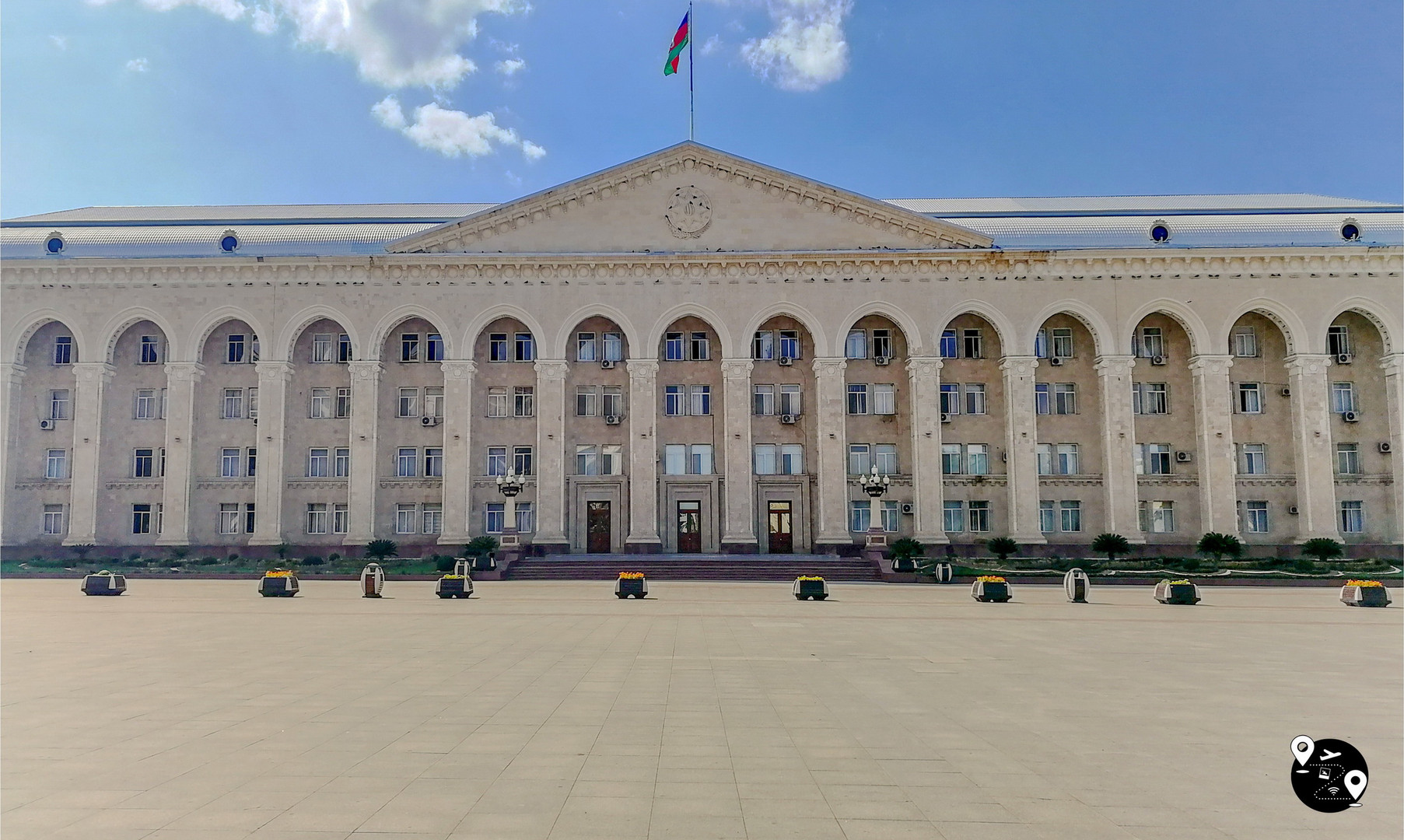 Дом правительства, Гянджа