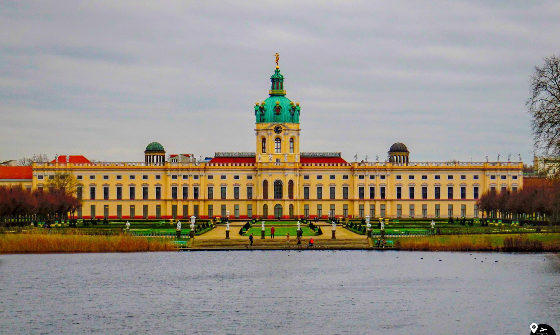 Замок Шарлоттенбург, Берлин