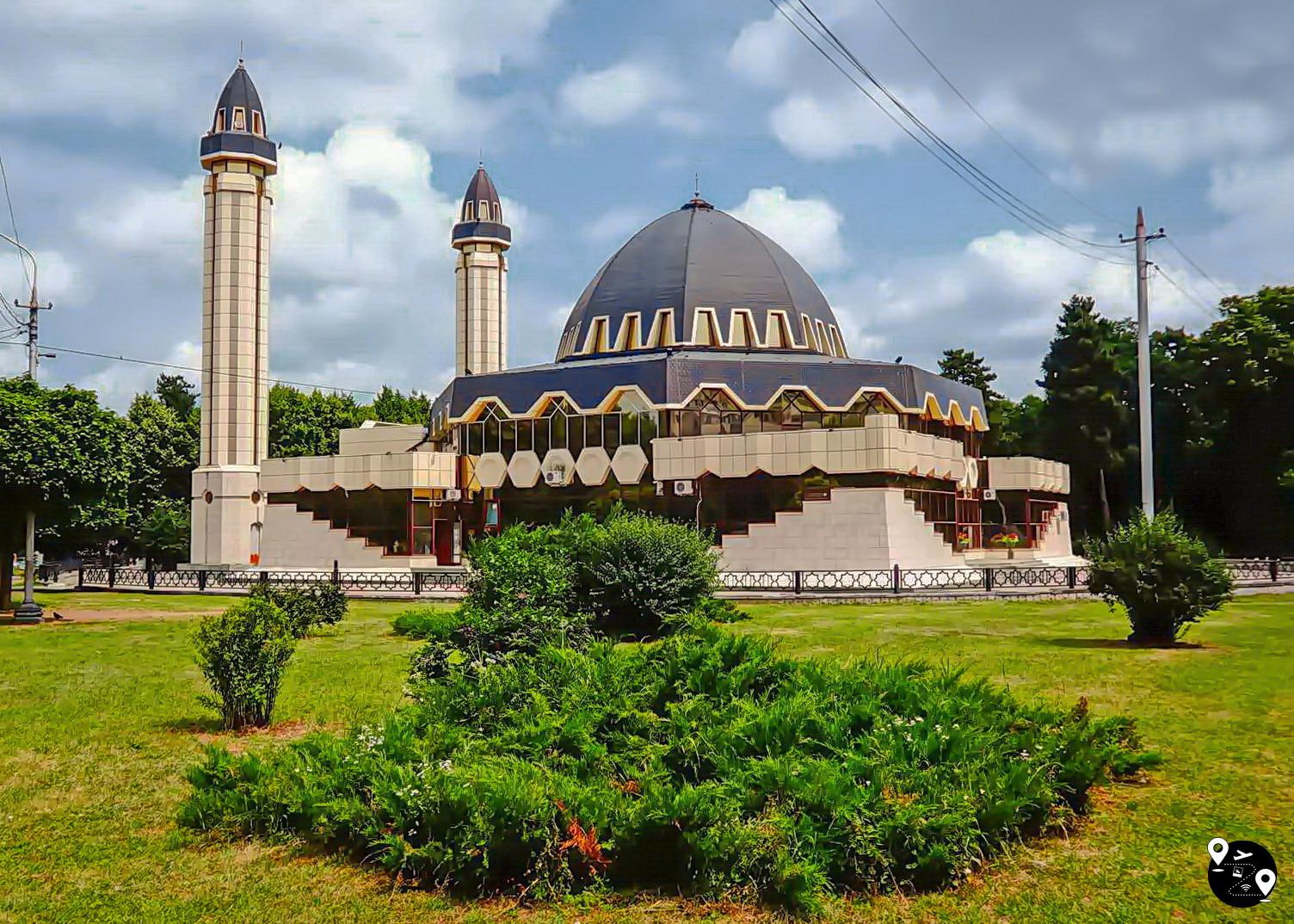 Соборная мечеть, Нальчик