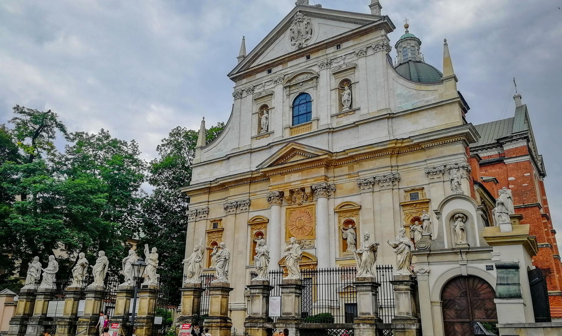 Монастырь доминиканцев в Кракове