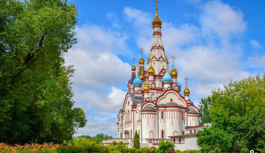 Церковь Георгия Победоносца, Долгопрудный