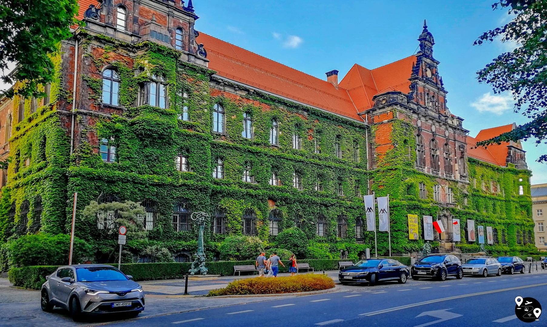 Национальный музей во Вроцлаве