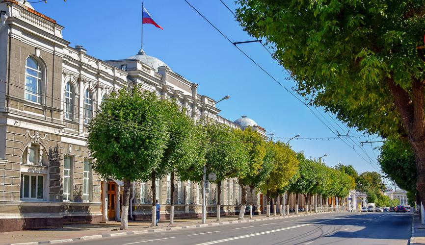 Улица Ленина, Рязань