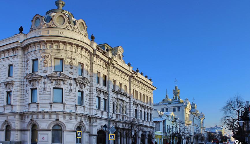 Кремлевская улица, Казань