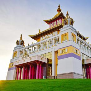Путешествие в Калмыкию | Travel to Kalmykia